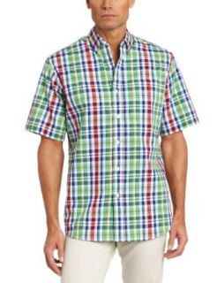 U.S. Polo Assn. Men's Slim Fit Woven Shirt at  Men�s Clothing store Button Down Shirts