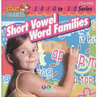 Short Vowel Word Families  (DVD/CD)