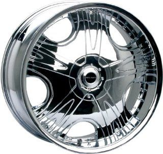 Falken EXECUTIVE Wheels, Chrome (Set of 4)(20X8.5/5 127/35mm) Automotive