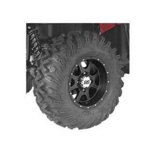 ITP Mud Lite XTR, SS108, Tire/Wheel Kit   27x9Rx14   Black 41429R Automotive