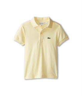 Lacoste Kids Boys Short Sleeve Classic Pique Polo Shirt Toddler Little Kids Big