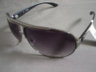 Guess GUF105 GUN 35 Men's Sunglasses Gunmetal Grey Clothing