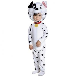 Disney 101 Dalmatians Classic Costume by Disguise Novelty Thong Underwear Clothing