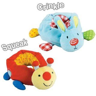 Baby Wrist Rattle Toy Set  Baby