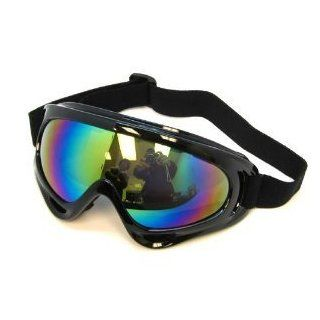 NEW Motorcycle Scooter Mopeds Vespa Racing Bike Bicycle Goggles, Tinted Lens Automotive