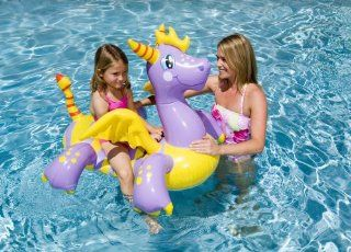 Magic Dragon Ride On Toys & Games