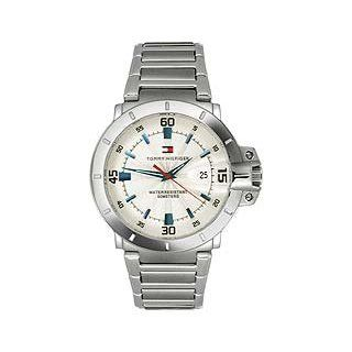 Tommy Hilfiger Men's Stainless Steel Bracelet Watch 1790468 Watches