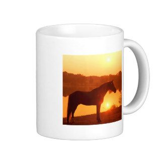 Horse Joe Banjo Rocky Mountain Horse Mug