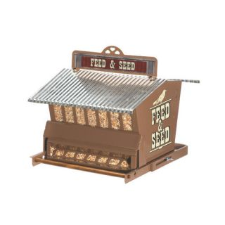Heritage Farms Absolute Bird Feeder Patio & Outdoor Decor