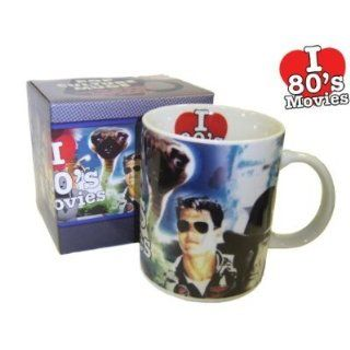 I Love 80s Movies 80 Cup Coffee Cup E.t. Top Gun Gremlins Karate Kid   Mugs