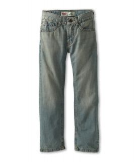 Levis Kids Boys 505 Regular Fit Jean Slim Big Kids Anchor