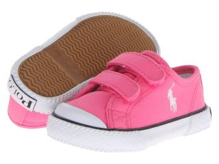 Polo Ralph Lauren Kids Chaz EZ Girls Shoes (Pink)