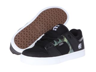 etnies Kids Rockfield Boys Shoes (Black)