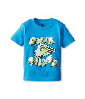 Quiksilver Kids Wizard Tee Boys T Shirt (Multi)