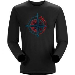 Arc'teryx Compass T Shirt   Long Sleeve   Men's Clothing