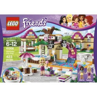 LEGO Friends City Pool 41008