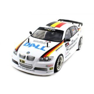Electric Full Function 110 CT Speed Racing BMW M3 10+MPH RTR RC Car (Colors May Vary) Toys & Games