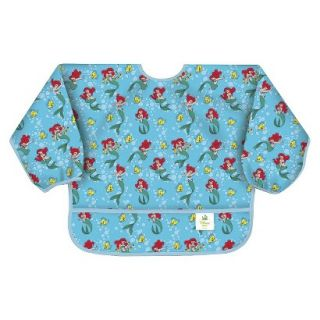 Bumkins Disney Baby Disney Princess Waterproof Sleeved Baby Bib   Blue