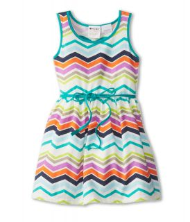 Roxy Kids Sweltering Heart Dress Girls Dress (Multi)