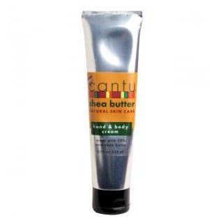Cantu Shea Butter Natural Skin Care Hand & Body Cream 5.5 fl.oz  Beauty