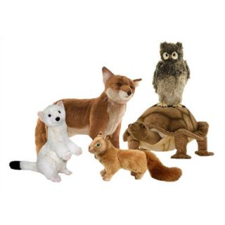 Hansa Forest Stuffed Animal Collection II