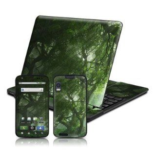 Canopy Creek Spring Design Skin Decal Cover Sticker for Motorola Atrix 4G Cell Phone and Laptop Dock Cell Phones & Accessories
