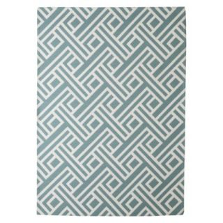 Threshold™ Indoor/Outdoor Area Rug   Blue