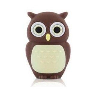 High Quality Cool OWL 4 GB USB Flash Drive Computers & Accessories