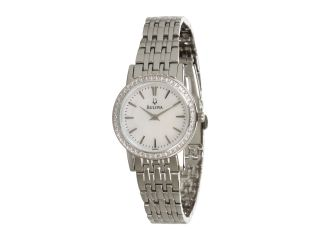 Bulova Ladies Diamond 96r164, Watches, Women