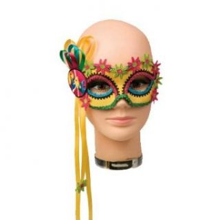 Hippie Girl Peace Eye Mask Clothing