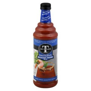 Mr & Mrs T Premium Blend Spicy Bloody Mary Mix 1 l