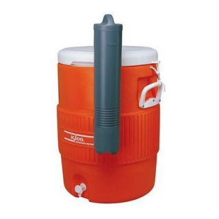 Igloo 10 Gallon Seat Top Beverage Cooler with Cu