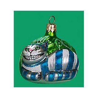 Alice in Wonderland Cheshire Cat Christmas Tree Ornament   Christmas Ball Ornaments