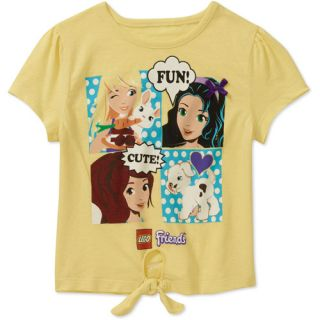 Lego Friends Girls Graphic Tee Girls