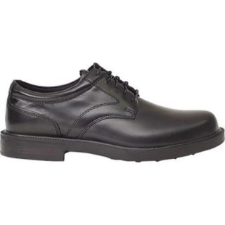 Men's Deer Stags Times Black Smooth Deer Stags Oxfords