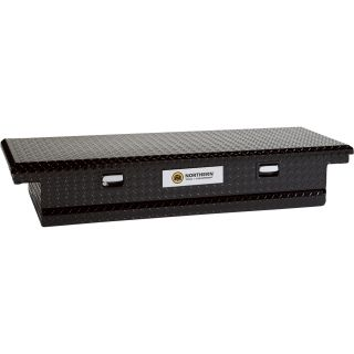 Low Profile Truck Box — Aluminum, 72 1/2in.L x 20 1/2in.W x 12in.H