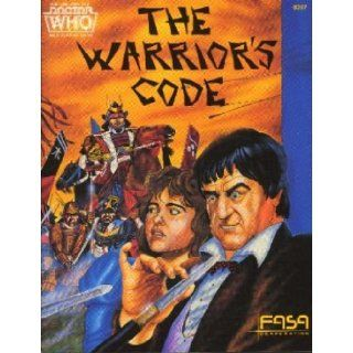 The Warrior's Code (Doctor Who Role Playing Game) J. Andrew Keith Books