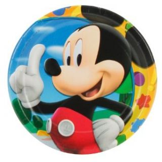 Mickey Mouse Clubhouse Dessert Plates (8) Clothing