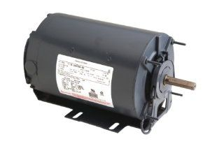 A.O. Smith F344V1 1/3 hp, 3450 RPM, 115/230 volts, 48Z Frame, ODP, Ball Bearing Belt Drive Blower Motor   Electric Fan Motors