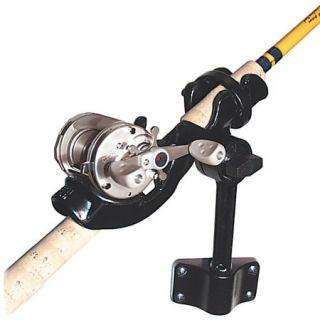 R A M Rod 2000 Fishing Rod Holder with Bulkhead Mounting Base 20123