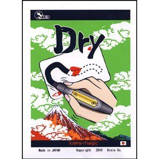 Dry (Japanese High Tech Marker Trick)) by Kreis Magic   Trick Toys & Games