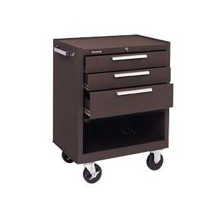KENNEDY 266B/273B/COMBO 266B 6 DRAWER MACHINISTS CHEST (Brown) Kennedy 273B Roller cabinet 3 Drawers with compartment BROWN. SAVE BIG WHEN YOU BUY THIS POPULAR COMBO PACKAGE. TOP QUALITY AMERICAN MADE BY KENNEDY ALSO AVIALABLE IN RED.   Tool Cabinets