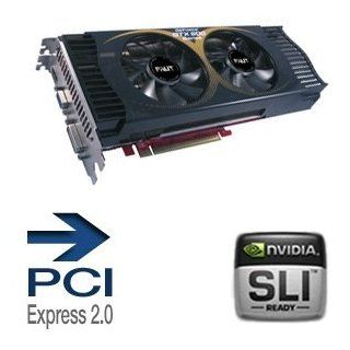 Palit NE3TX275FHD94 GeForce GTX 275 Video Card   896MB DDR3, PCI Express 2.0 x16, 3 Watt SLI Ready, DVI, HDMI, VGA Computers & Accessories