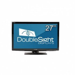 DoubleSight DS 279W 27 inch Widescreen 1,0001 6ms VGA/DVI/HDMI/DisplayPort LED LCD Monitor, w/ Computers & Accessories