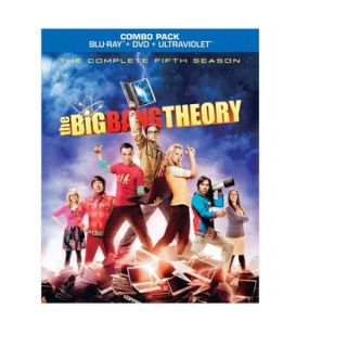 The Big Bang Theory The Complete Fifth Season (