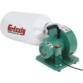 Grizzly G1163 1 HP Light Duty Dust Collector   Vacuum And Dust Collector Accessories