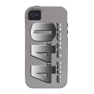 Mopar Dodge 440 Six Pack Case Mate iPhone 4 Covers