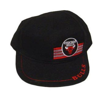 NBA CHICAGO BULLS BLACK RED FLAT YOUTH KIDS CAP HAT NEW  Sports Fan Baseball Caps  Sports & Outdoors