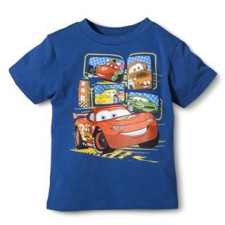 Disney® Cars Infant Toddler Boys Short Slee
