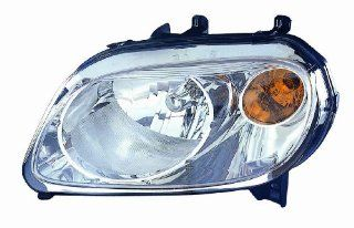 Depo 335 1140L AS1Y Chevrolet HHR Driver Side Replacement Headlight Assembly Automotive